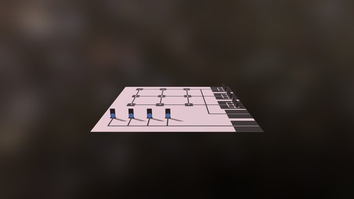 Lojistik Kategorisi 3D Model