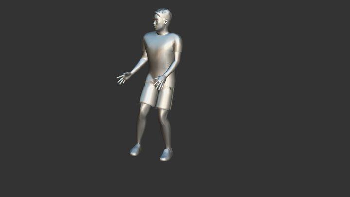 PLASE SAMPLE 1 3D Model