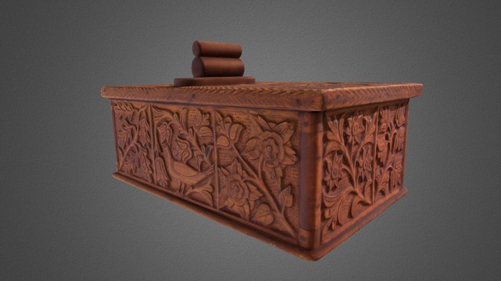 Museum Of Applied Hungarian Folk Art Leevnte Sketchfab