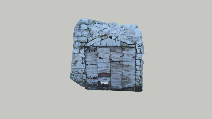 Kapı-8 , Artuklu/Mardin 3D Model