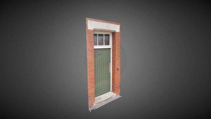 Another LSE Door, London 3D Model