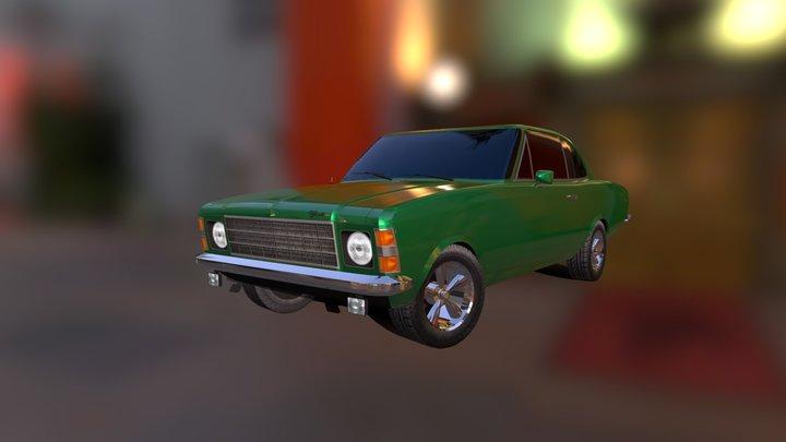 Chevrolet Opala SS 3D Model