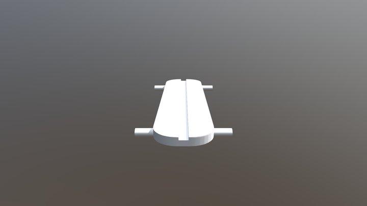 Dinosaur Base 3D Model