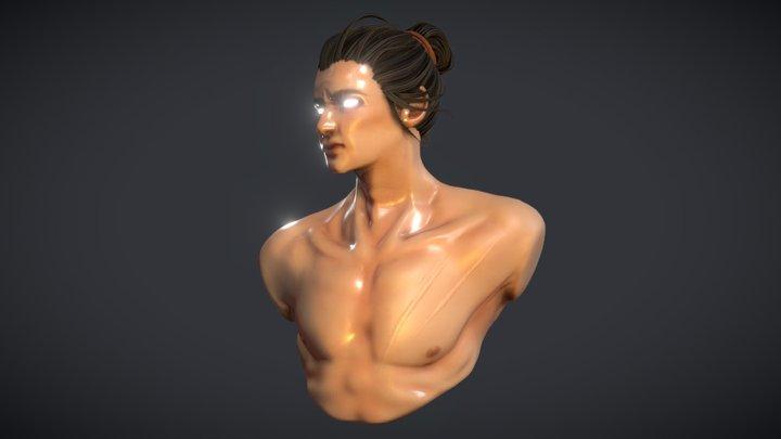 Jian 3D Model