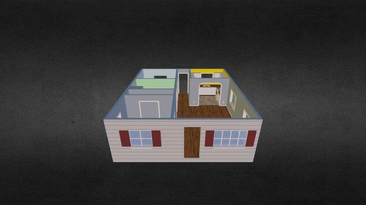 house-model-1.zip 3D Model