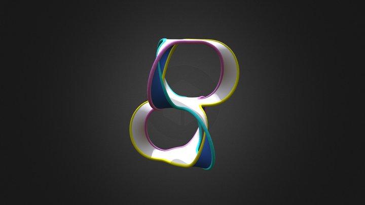 4D Math Project 3D Model