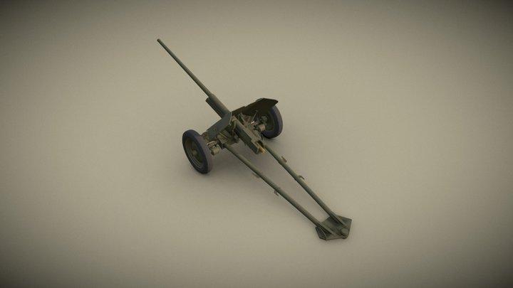 DraftPunk_HW7 3D Model
