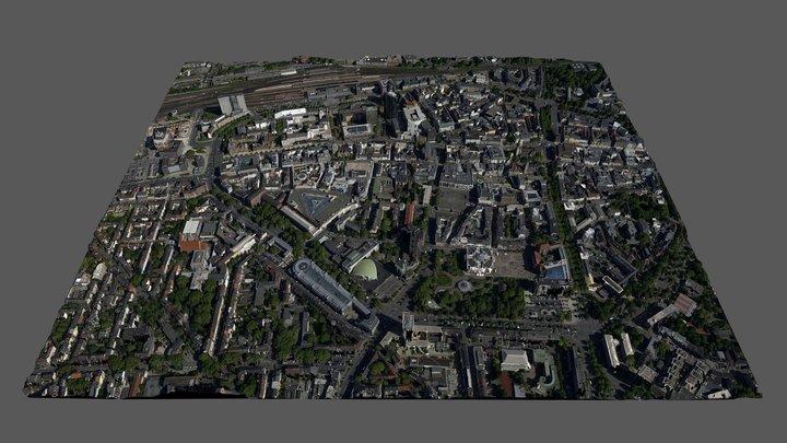 Dortmund 3D Model