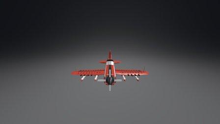 War Plane 3D Model