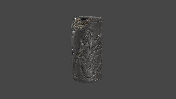 Sceau-cylindre oriental (P502749) 3D Model