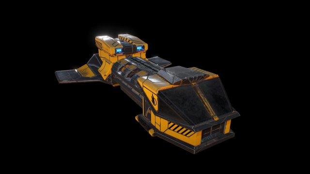 E_Transport 3D Model