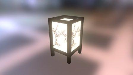 Little Lantern 3D Model
