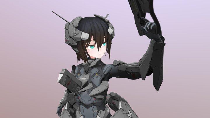 BEA-04  BFCU TYPE:A 3D Model