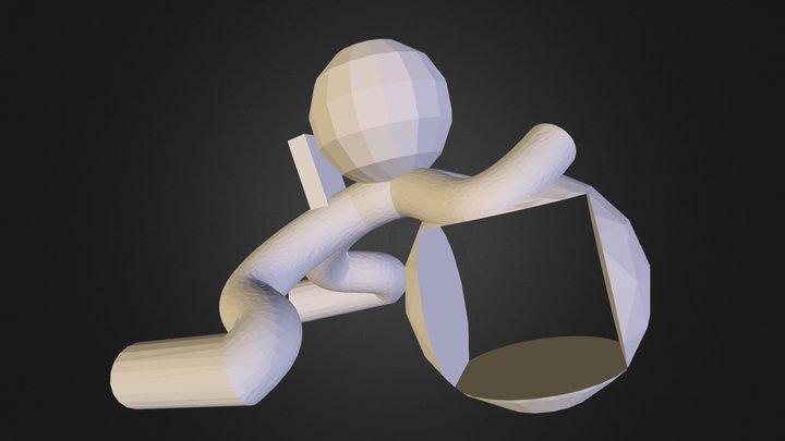 第5組  請你原諒我 3D Model