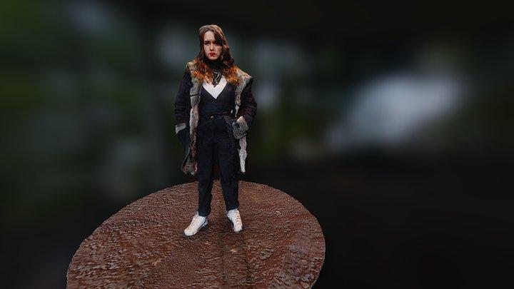 Amie 3D Model