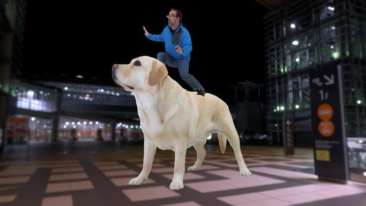 Brian & Lou 3D Model