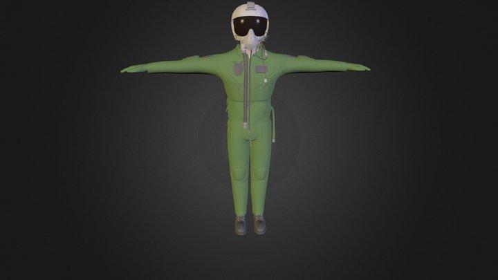 Pilot_16_1 3D Model