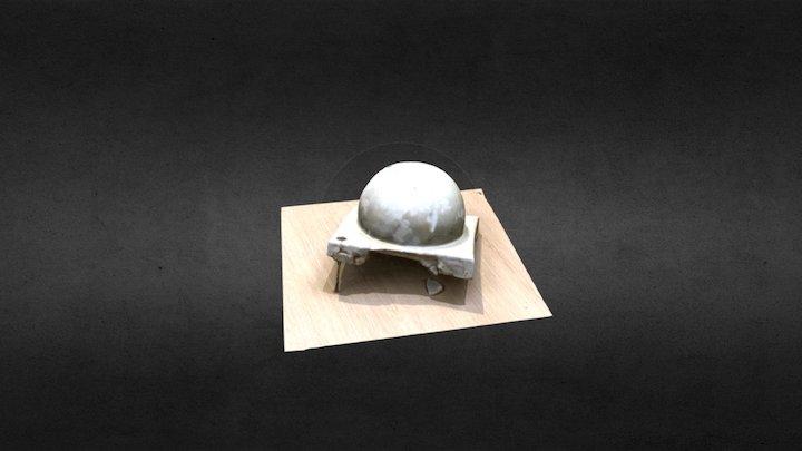 Ceiling Plaster 3D Model