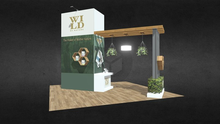 Good Forest 3D Model