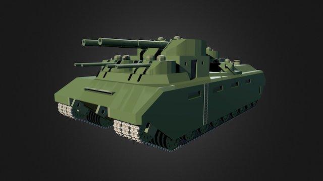 TG-5 3D Model