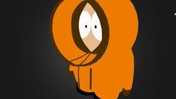 Kenny (South Park) 3D Model