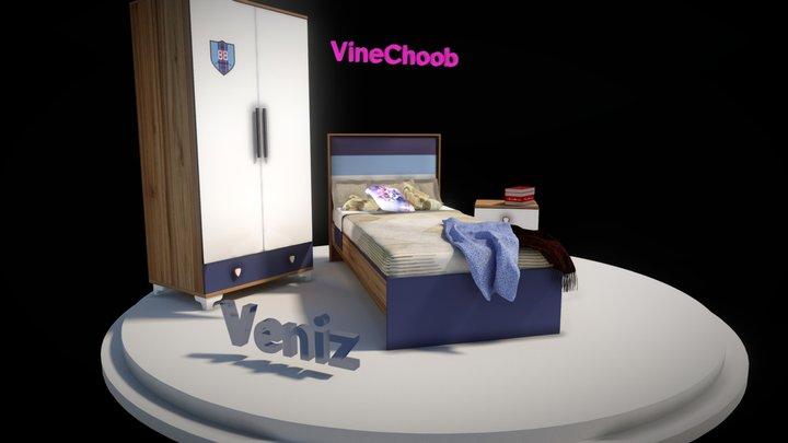 Vine Veniz 3D Model