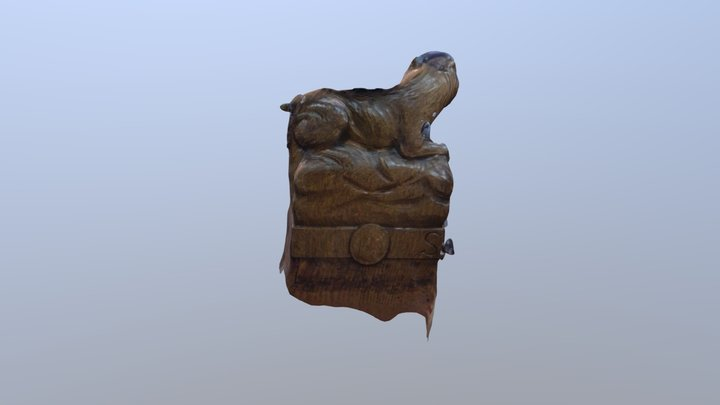 the Stirling wolf 3D Model
