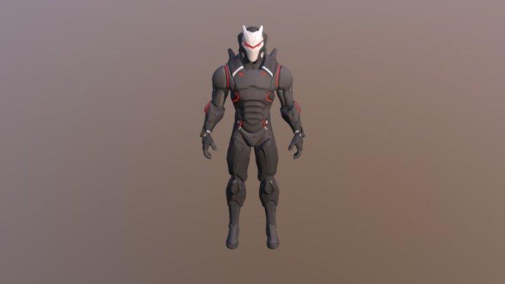 Omega fully upgraded 3D Model