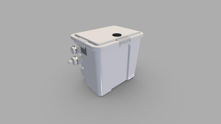 SaniQ plus C140 WA 3D Model