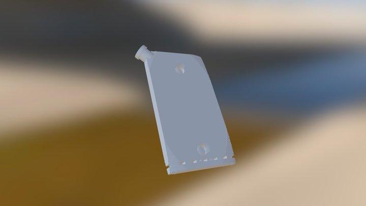 Poche-isa 3D Model