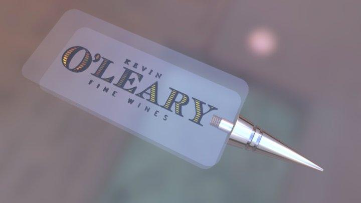 O'LEARY STOPPER 3D Model
