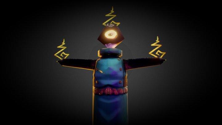 Wizards of Goo 3D Model