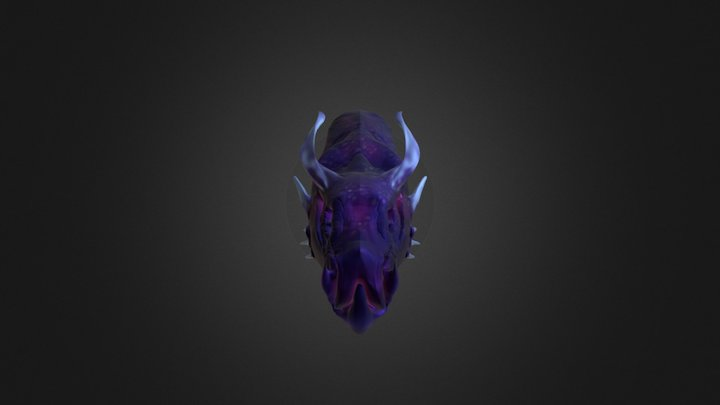 Quazar 3D Model