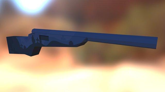 Sportshot   Death 3D Model