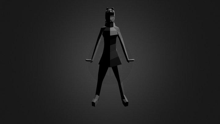 EmmaModel 3D Model