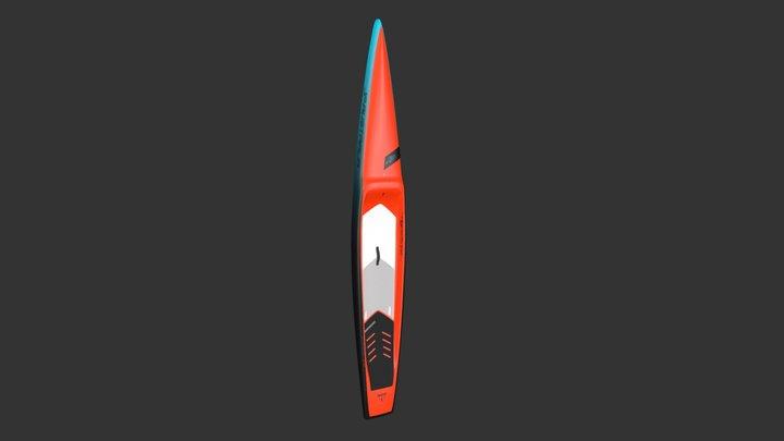 JP 2020 Flatwater PRO 3D Model