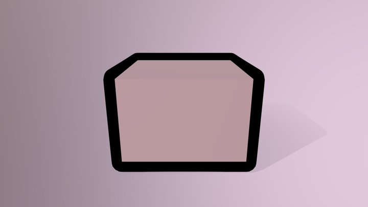 Test Toon 3D Model