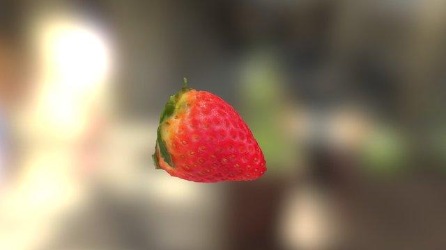 Strawberry scan 3D Model