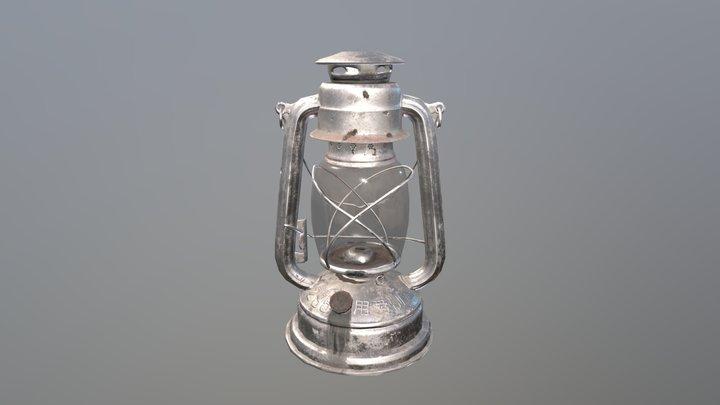 LAMP for Home work 3D Model