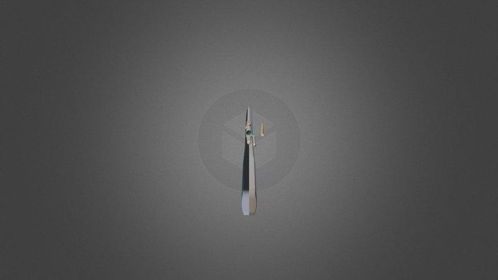 Mosin Nagant V1 3D Model