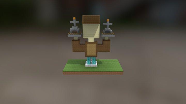 Adrian-avatar-sg7 3D Model