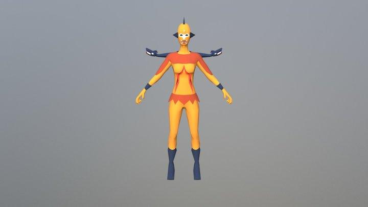 Modelos 3D Model