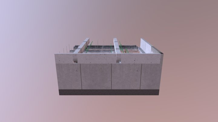 Cuarto_instalaciones 3D Model