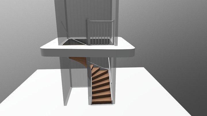 Fredrick-S 3D Model