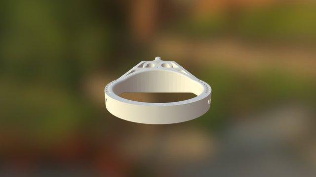David-ring – Kopija 3D Model