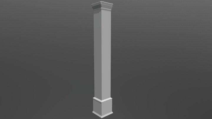 Column 3D Model