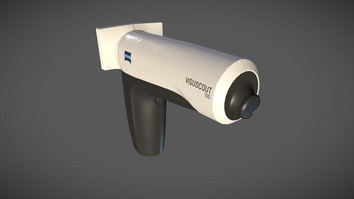 Visuscout 100 3D Model
