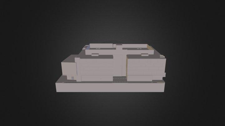 Binney 6-25 3D Model