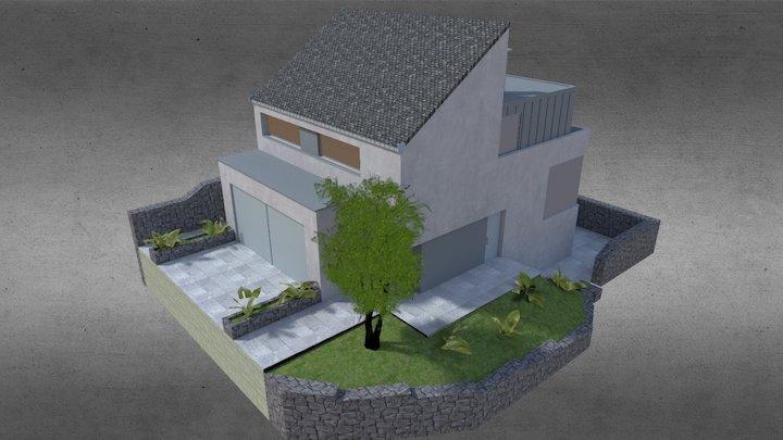 Casa_Campestre 3D Model