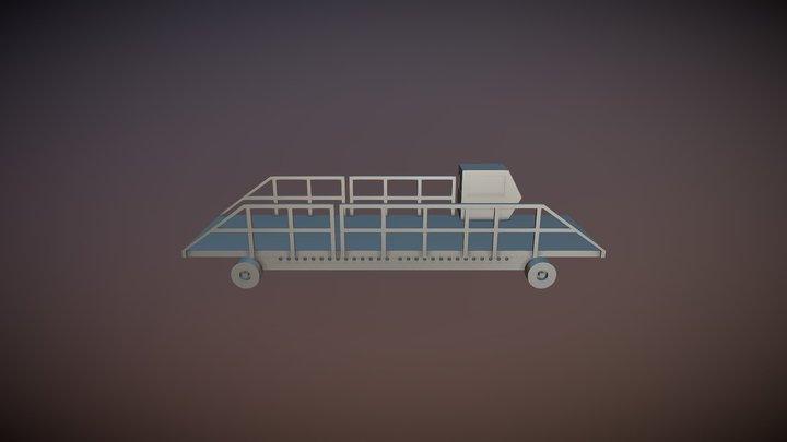 K Loader 3D Model